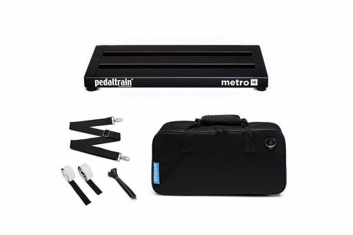 Pedaltrain® Metro 16 Pedalboard with Soft Case
