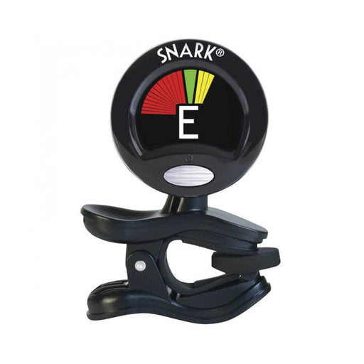 Snark SN5X Clip-On Tuner for Guitar, Bass, Ukelele, Banjo, Violin. - Black