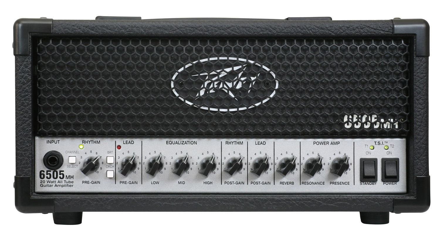 PEAVEY 6505 MINI 20w All Valve Head