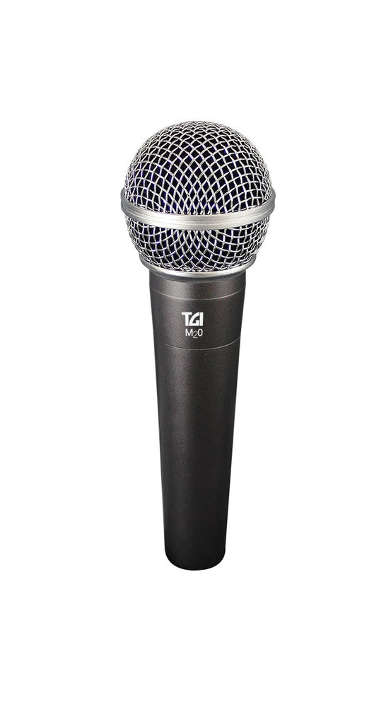 TGI Dynamic MICROPHONE WITH XLR CABLE AND POUCH