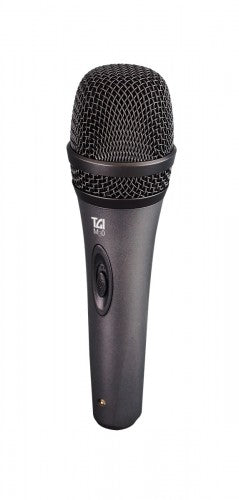 TGI Dynamic MICROPHONE WITH XLR CABLE AND POUCH - Switched