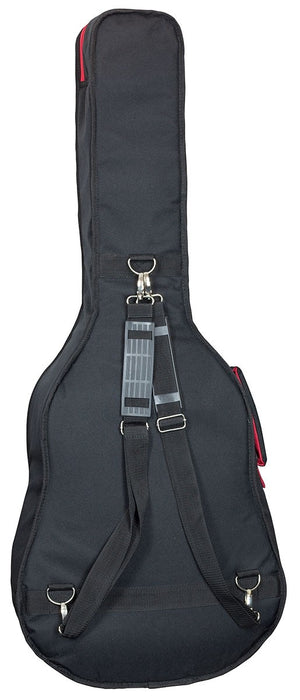TGI Padded Carry Gig Bag. Acoustic Jumbo Guitar. Transit Series