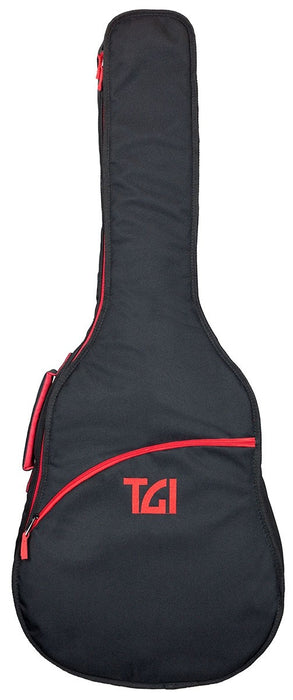 TGI Padded Carry Gig Bag. 3/4 Classical Acoustic Guitar. Transit Series