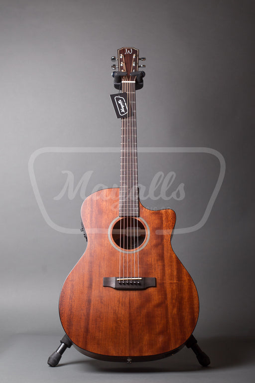 James Neligan Dovern Series Auditorium Electro - Solid Mahogany Top, DOV-ACFI