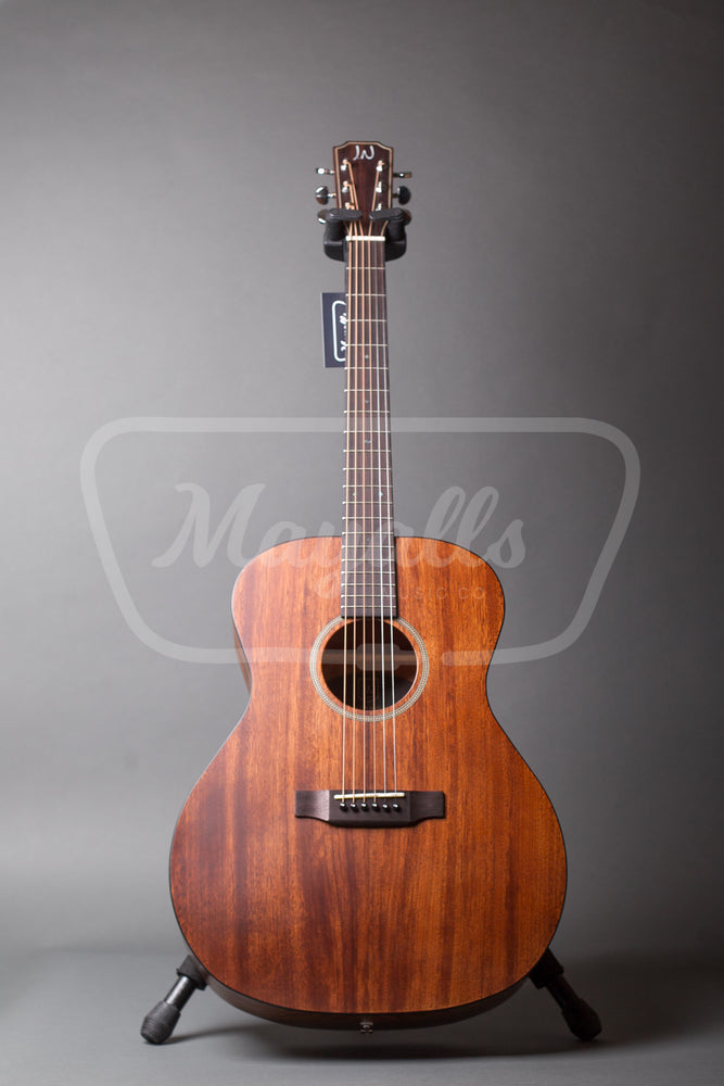 James Neligan Dovern Series Auditorium - Solid Mahogany Top, DOV-A