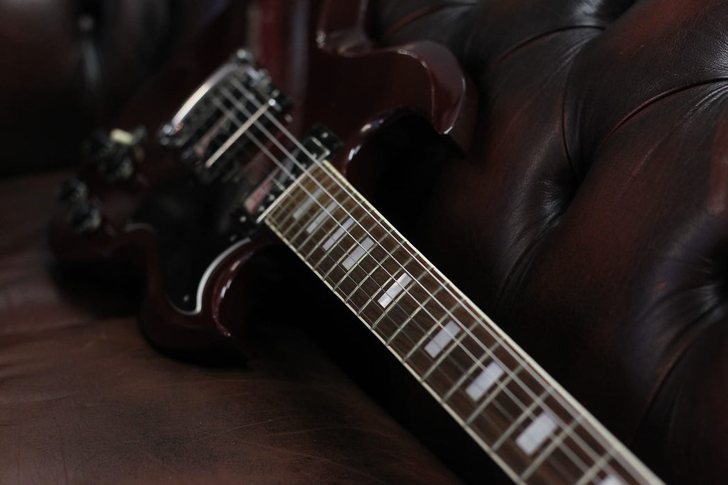 Gibson 1981 SG Standard - Cherry Red