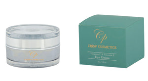 Eye Cream with Vitamin E & C-Crisp Cosmetics
