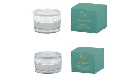 Twin Pack Retinol Moisturiser + Eye Cream