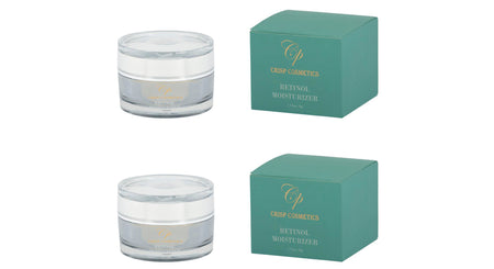 Twin Pack Retinol Moisturising Cream