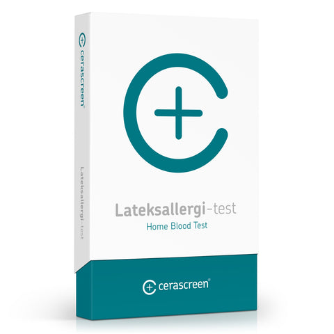 Lateksallergi-test