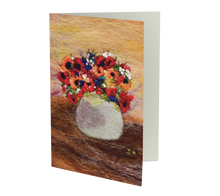 Load image into Gallery viewer, Sunshine Posy Greeting Card