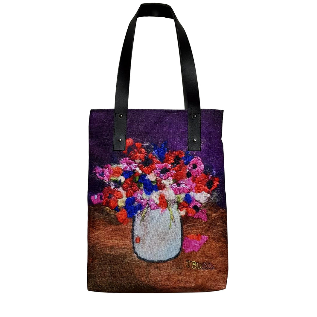 Poppy Love Urban Tote