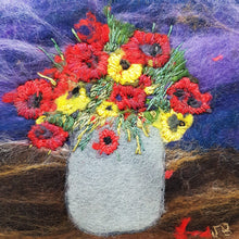 Load image into Gallery viewer, Wild Poppy Posy