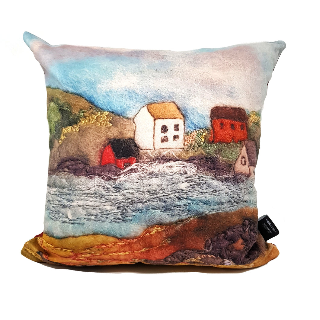 Moreton's Harbour Cushion Covers