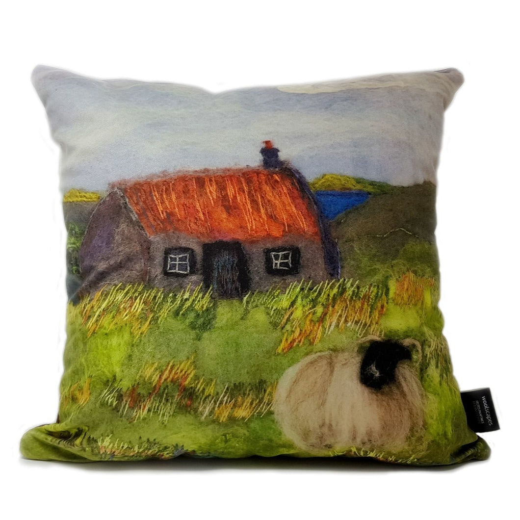 The Croft Cushion Cover