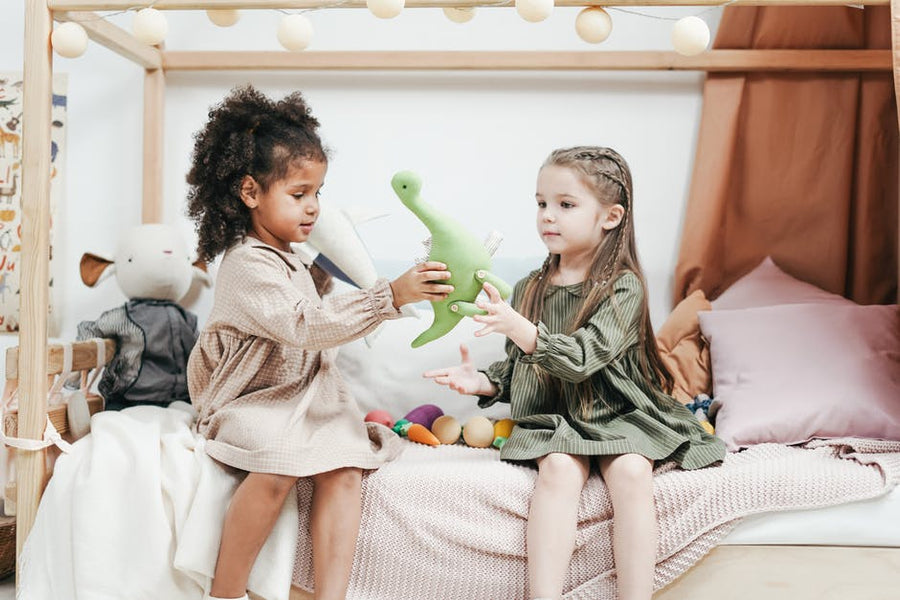 How to Make Older Siblings Sharing a Room Effective