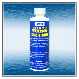 8oz Multipurpose Conditioner - Blue Magic Waterbed Care Products