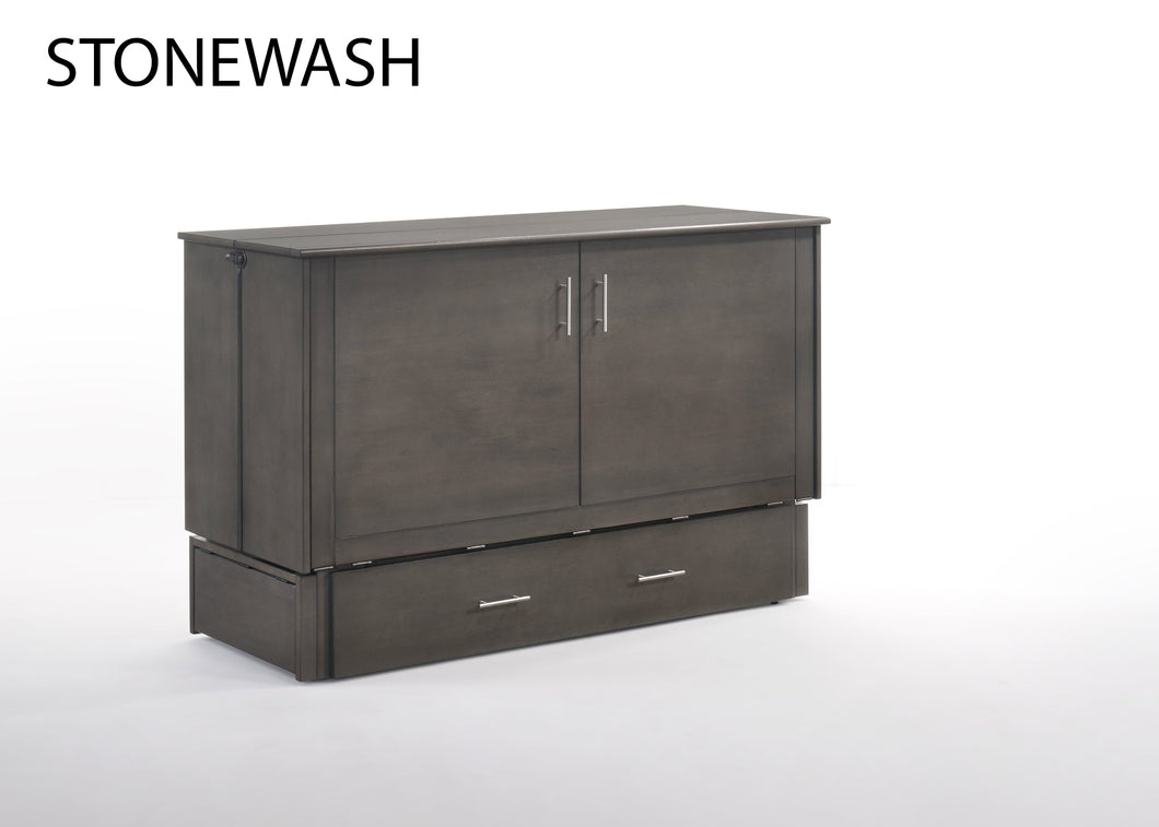 Sagebrush - Murphy Bed Cabinet