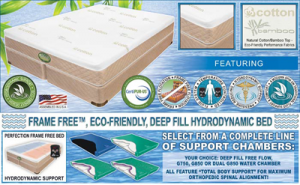 Waterbed - Perfection Frame Free