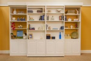 Custom Home Office and Cabinetry