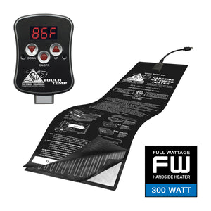 Touch Temp Full Watt Digital Heater