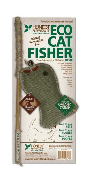Eco Cat Fisher™