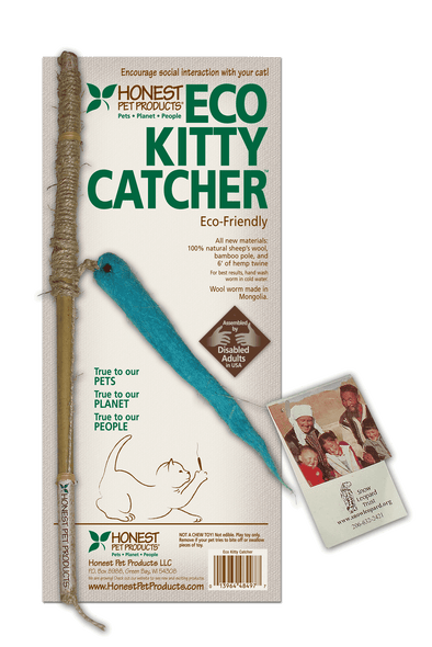 Eco Kitty Catcher™