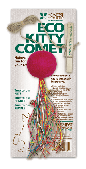 Eco Kitty Comet™