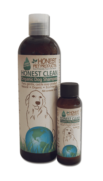 Honest Clean™ Organic Dog Shampoo