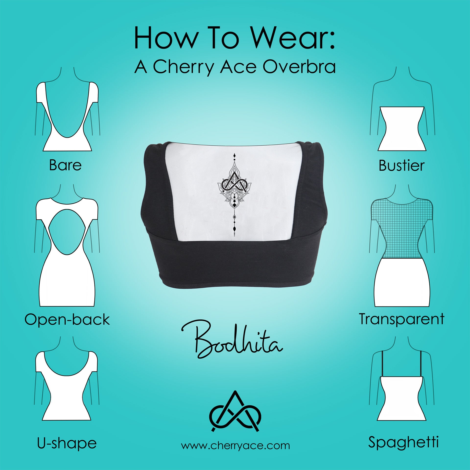 How to wear Bodhita which is an undergarment