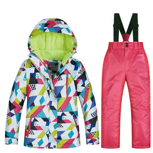Stylish Winter Jacket and Pants
