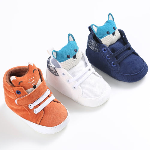 Casual Soft Sole Kids Shoes