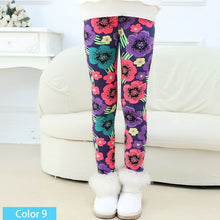 Load image into Gallery viewer, Winter Leggings For Girls