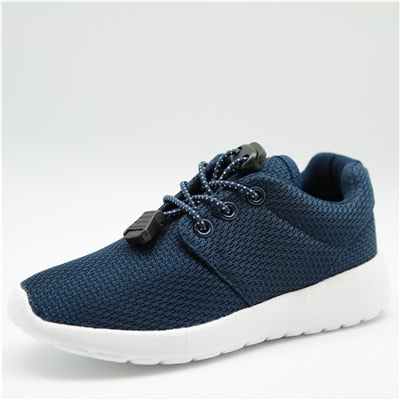 Elastic Lace Light Weight Shoes