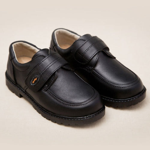 Boy's Leather Dress Shoes