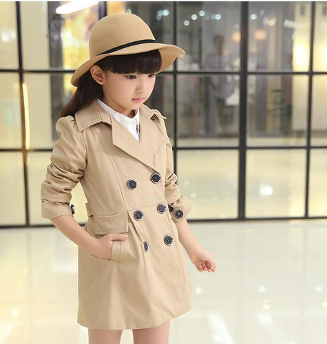 Windbreaker Outerwear Kids Coat