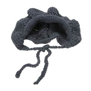 Baby Knitted Bonnet