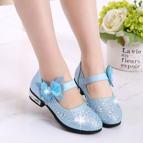 Rhinestone Dance Shoes