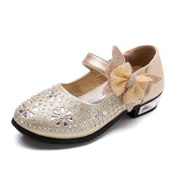 Toddler Rhinestone Dance Shoes