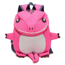 Load image into Gallery viewer, 3D Dinosaur Backpack