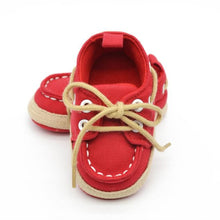 Load image into Gallery viewer, Baby Soft Sole Sneaker