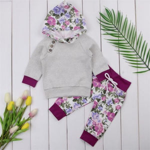 Sweet Baby Girl Set