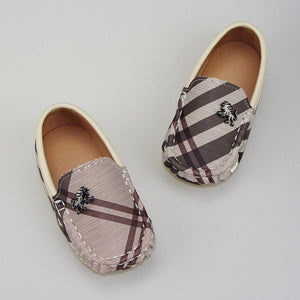 Loafers Leather Casual Shoes