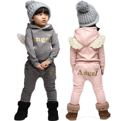 Angel Fleece 2 Peice Sweater And Pants