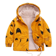 Load image into Gallery viewer, Baby Outerwear Winter Jacke