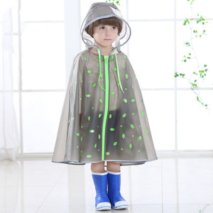 Transparent Waterproof Rain Gear