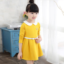 Load image into Gallery viewer, Girls Spring Fashion Dress