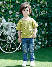 Load image into Gallery viewer, Banana Printed T-Shirt For Kids