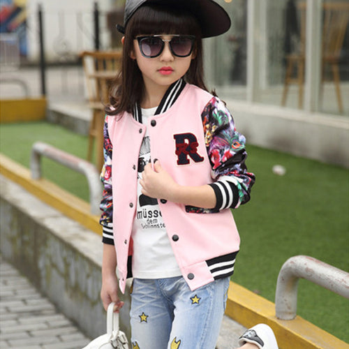 Girls Winter Fashion Coat