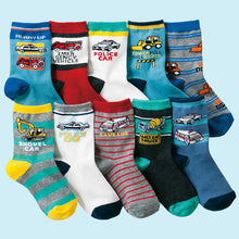 Load image into Gallery viewer, 10 pairs Boys Socks